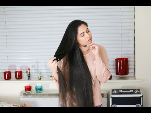 How To Stop Hair Fall | Get Healthy Hair - YouTube