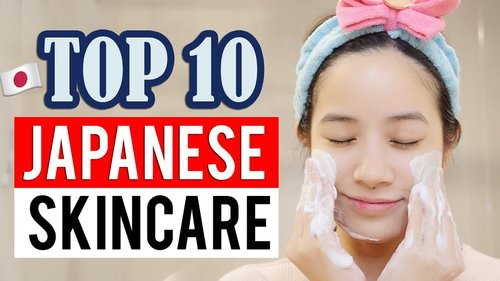 The BEST Selling JAPANESE SKINCARE you MUST TRY!! - YouTube