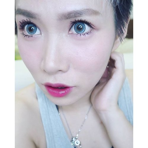 """Check out this Taeyeon @taeyeon_ss """"I"""" makeup inspired tutorial on my Youtube channel. https://youtu.be/FHeV139-Md4 This is my first video so any comments and suggestions are very welcome 😊 #clozetteid #clozetteco #fotd #bblogger"""