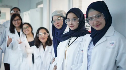 Lab Tour Safi Research Institute di Malaysia - YouTube