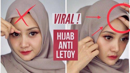 Tips Jilbab Anti Letoy Tegak Paripurna   Linda Kayhz - YouTube