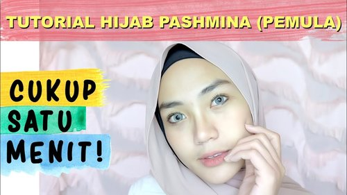 "<div class=""photoCaption"">TUTORIAL HIJAB PASHMINA SIMPLE UNTUK PEMULA | TUTORIAL HIJAB ALA SELEBGRAM 2018 | raniekarlina - YouTube</div>"