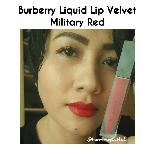 When 'Bibir Mer' meet Yellow Face 😂😂 Burberry Liquid Lip Velvet #militaryred from @burberry #selfpotrait #myselfandi #narcism #lipspotrait #burberryliquidlipvelvet #burberrycosmetics #lipsticksaddict #lipsticksjunkie #makeupaddict #makeupjunkie #clozettedaily #clozetteid #beauty #makeup #fotd #lotd #fdbeauty #femaledaily