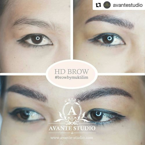 #Repost @avantestudio with @repostapp ・・・ When we think about eyebrow embroidery, it should be subtle, looks natural and looks like your eyebrow strands. Then our owner @muktilim design the idea to have this #HDBrow  Come to our studio @avantestudio  to experience and get your new eyebrow look with #HDBrowByMuktiLim And enjoy our special promo this month💖 . . . .  #semipermanentmakeup #sulamalis #sulamalisbekasi #sulamalisjakarta #fdbeauty #clozetteid #eyebrowembroidery #sulamalis6d #hdbrow #sulamalishd #eyebrow  #permanentmakeup #spmu  #clozette #hdbrowembroidery  #like #likeforlike #like4like #eyebrowartist #microblading #pmu #micropigmentation #browpigmentation #beauty #makeup #mua