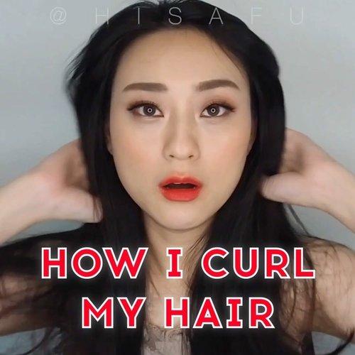 Kali2 videonya beda dari biasa, bukan soal makeup tapi cara aku curl rambut.. Disini aku pake curling iron KECINTAAN, #hairbeauron sekali pake jatuh cinta beneran.. gak ada lagi yg namanya rambut kering krispi dll, adanya muyus dan shiny .. #BukanEndorse yaaa ini beneran beli sendiri pas ke jepang kmaren .. . . . . . . . . . . #howicurlmyhair #hair #curlingiron #curlinghair #beauty #hairstyles #styleinspo #videotutorial #rambutkeriting #rambut #clozetteid