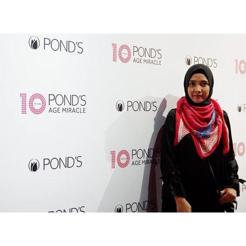 Attending #neverstopglowing @pondsindonesia event. .#rachanlie #kakira #kakiramyid #lifestyleblogger #clozetteID