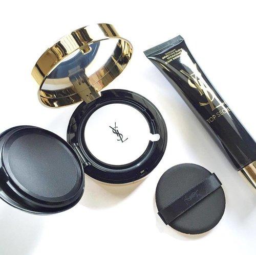 Got mine in shade 30 😍 #ysl #yslindonesia #yslbeauty #clozette #clozetteid #clozettedaily #fdbeauty #femaledailynetwork #makeupjunkie #cushionfoundation