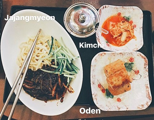 🍲[ Last Night's Dinner ] => Going #Korean 🇰🇷 ! . . . . . . . #koreanfood #whatieat #fooddiary #whatsfordinner #yum #makanapa #kulinerjkt #eatingfortheinsta #foodography #foodforfuel #foodjournal #picoftheday #clozetteid