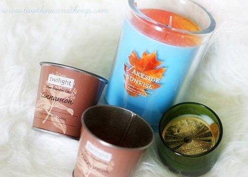 Dreaming of lakeside sunrise ... 🌤🌳💦....#candles #scentedcandles #scented #bbwcandles #indulge #frommystash #candlecollection #picoftheday #instablogger #clozetteid