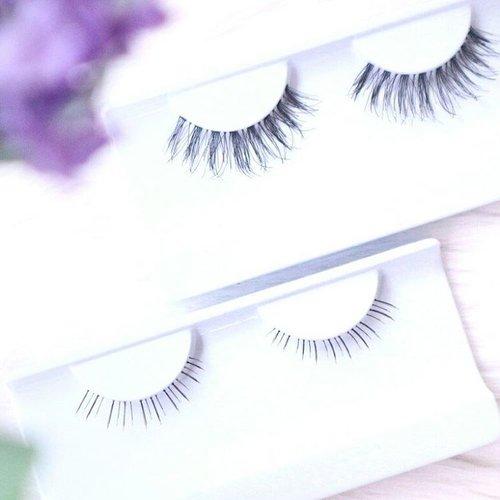 "Artisan False Eyelash from @plush.lash  Aku dulu jarang banget pakai bulu mata, karena rasanya berat dan seperti ada yang mengganjal. Tapi tanpa bulu mata, mataku terlihat kecil dan sipit kalau di foto beda kalau pakai eyelash lebih terlihat besar dan tegas. Jadinya aku koleksi beberapa eyelash. Dan eyelash ini bener"" nyaman dimata dan terlihat natural.  Favoriteku #1714 untuk upper lash dan #1710 untuk lower lash.  #artisaneyelash #bulumatapalsu #fakeeyelash #jualbulumata #plushlash #review #blogger #bandungbeautyblogger #clozette #clozetteid #tribes #tribepost #makeup #ibb #femalebeautyblogger #bulumatabandung"