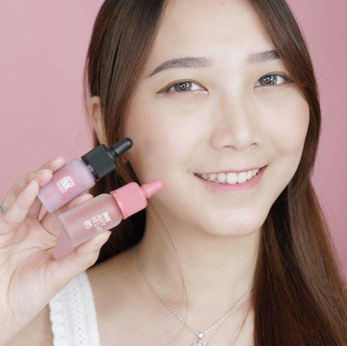 Who love Korean Lip Tint?Terakhir review lip tint di youtube yaitu Peripera. Dan akan ada video lip tint Korea terbaru lainnya.Ada yang mau req next review Lip Tint Korea dari Brand apa?  #blogger #impiccha #piccha #tribepost #bandungbeautyblogger #clozetteid