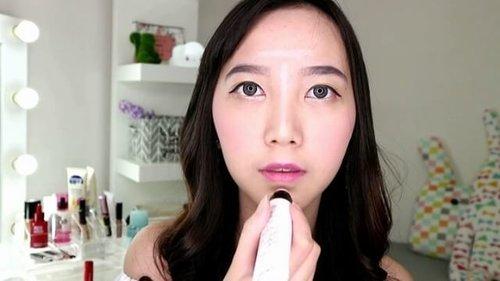 Point penting untuk membuat Dewy Look Makeup adalah Highlighter.  Check www.impiccha.com atau youtube.com/c/picchachannel untuk tutorialnya.  #impiccha #bloggerbdg #bloggerceria #bandungbeautyblogger #makeup #clozetteid #tutorial #makeuptutorial #korean #dewy #look #makeuplook #indonesianbeautyblogger #indobeautygram