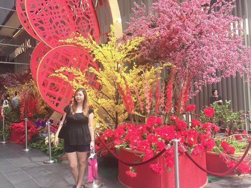 Chinese New Year vibe 😍..#cny #cnydecoration #chinesenewyear #kualalumpur #pavilionkl #clozetteid #tbt