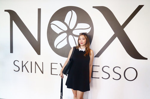 A new beauty place just opened at @beachwalk_bali It's NOX SKIN EXPRESSO, a new express way to experience beauty treatments with coffee goodness ☕️ . Coffee shop and beauty treatment in one stop. Not only delicious, but coffee is also good for face and body . Can't wait to try the place 😍 . #clozetteid #Beautyblogger  #kbeautyblogger #balibeautyblogger #kbeautybloggers  #beautybloggerfeature #beautybloggercircle  #beautybloggerwanted #veganbeautyblogger  #fashionbeautyblogger  #beautybloggerid  #beautybloggerindonesia #beautyplace #noxskinexpresso #noxbali