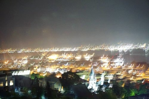Night lights from Mount Hakodate.  Good night everyone 😘 have a pleasant evening with your loved ones.  Asik ya pemandangan dari gunung gini, dingin-dingin, berduaan, duh sedep deh.  #mounthakodate #hakodate #mountainview #Hokkaido #nightlight #nightout #Nighttime #nightlife #citylights #clozetteID #travel #Japan