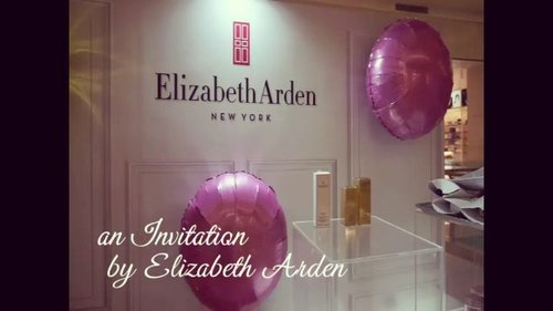 #OxyBooster #treatment with @beauteous_you . Elizabeth Arden Indonesia.  #lifting #brightening #detoxing #hydrating #skincare #betterskin #love #ClozetteID #1minreview #1minvideo #BeautyVloggerIndonesia #beautyvlogger #ElizabethArden