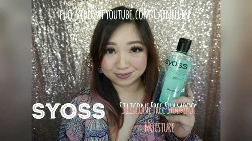 Silicone free shampoo that doesn't guarantee you'll be totally safe using it.  Full video here: https://youtu.be/WGZYIpGosbk  #syoss #shampoo #shampoo #siliconefree #nosiliconeshampoo #nosilicone #yikes #realreview #review #BeautyVloggerIndonesia #clozetteID #beautyvlogger #@syoss #video #videooftheday #votd