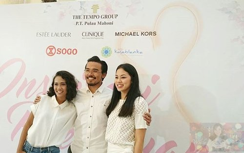 #faceforwardid inspirational ambassadors  http://whileyouonearth.blogspot.co.id/2016/04/clinique-face-forward.html?m=1  @cliniqueindonesia newest campaign that brings passion and breakthrough events.  #Clinique #BeautyBlogger #clozetteid #beautybloggerindonesia #event #campaign #faceforward