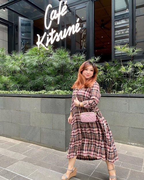 Hi❣️Wanna play with me? __________#ootd #beauty #zaradress #dressuptime #cafehopping #clozetteID #stylediary #lookoftoday #jakartainfo #photospot