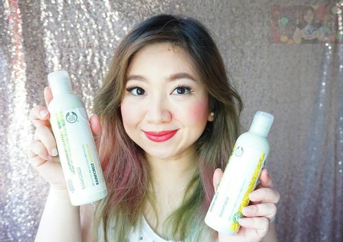 @thebodyshopindo Rainforest Moisture Conditioner reviewhttp://whileyouonearth.blogspot.co.id/2016/07/the-body-shop-rainforest-moisture.html?m=1#beautyblogger #thebodyshop #conditioner #clozetteid #dryhair #haircare