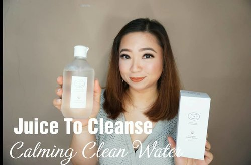 2 new videos up on youtube.com/CarnellinKebetulan kedua produk ini ada di #charisAPP Satu adalahCalming Clean Water 🌴, ada di:https://hicharis.net/carnellin/HGqReview di:https://youtu.be/brafErQEMf0Dan satu lagi, produk anti aging yang nyaman banget serta mendapat ecocert di Jeju 🏝. Worth cobain ❤️ Anti-Aging Intensive Ampoule, ada di:https://hicharis.net/carnellin/HGpReview di:https://youtu.be/MC6PYnKBr5A#ANTIAGING #AMPOULE #ACCOJE #JEJU #juicetocleanse #skincare #cleansing #Calming Clean Water #CHARIS #hicharis@hicharis_official @charis_celeb _________#beauty #carnellinstyle #love  #motd #lotd #ootd #photooftheday #youtube #lookoftheday #igbeauty  #outfioftheday #review  #lookbook #style #styleoftheday #ClozetteID