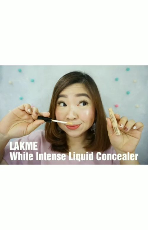 Produk terbaru dari @lakmemakeup yaitu White Intense Liquid Concealer yang hadir dengan 3 shade. Formulanya creamy dan mudah di blend. Udah pada cobain belum?Thank you @lakmeprgirl________#concealer #lakme #makeup #igdaily #igbeauty #style #videooftheday #lookoftheday #beauty #love #lakmemakeup #flawlessmakeup #flawless #BeautyVloggerIndonesia #brightskin #Clozetteid #coverage