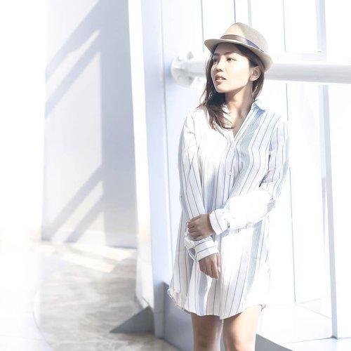 Chasing light. Shirt dress from @shoptobi . . . #ootd #outfit #instagood #shirtdress #summer #ootd #clozette #clozetteco #clozetteid #fashionblogger #aesthetics #postthepeople #finditliveit #huffpostgram #minimalist #hypebae #travel #mytinyatlas #sgootd #socality #streetdreamsmag #streetstyle #whiteshoes #like4like #createcommune #ootdindo