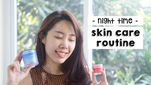 10 Step PM Skin Care Routine Korea Untuk Kulit Berminyak