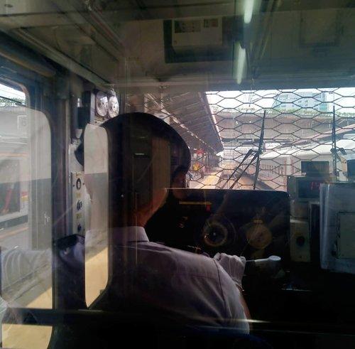 On duty #trip #travel #traveler #travelog #ranselsaya #indonesia #freedom #travelgram #festival #bloggerloop #bloggerdaily #transportation #bloggerstyle#follow #followme #traveltheworld #world #worlderlust #followmefollowyou #instagood #instamood #go #jakarta #fff #indonesia  #clozetteid #utamiisharyani #today