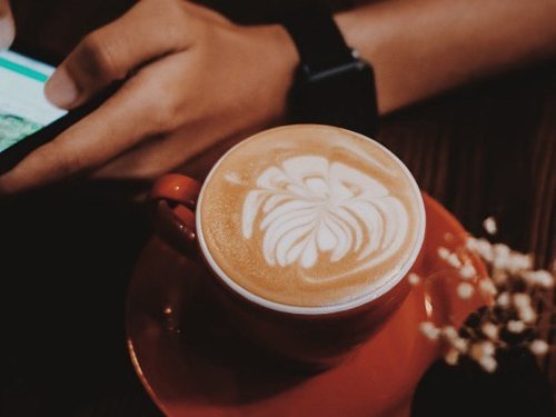 Coffee became one of life's necessities when love was invented. So, have a coffee with me? 😌.....#coffee #weekend #coffeeshop #latteart #latte #coffeedate #date #whp #whpcoffee #whpmood #clozetteid