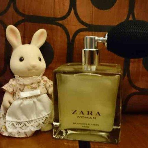 Gutten nacht liebe freundin..... #perfume #zara #zaraperfume #caramelscent #shimmer #summer #happy #collection #fdbeauty #clozetteid