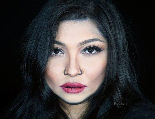 One more picture of #auzolamakeupcharacter as Kylie Jenner. . Iya ga mirip, gapapa 😂 . . . . #kyliejenner #kylie #kyliecosmetics #jenner #kardashian #wakeupandmakeup #makeupforbarbies  #indonesianbeautyblogger #undiscovered_muas @promisetamang @undiscovered_muas #clozetteid #makeupcreators #slave2beauty #coolmakeup #make.up.vines  #indobeautysquad #indobeautygram #fdbeauty #tampilcantik #mua_army #fantasymakeupworld #100daysofmakeup @makeup_talentt
