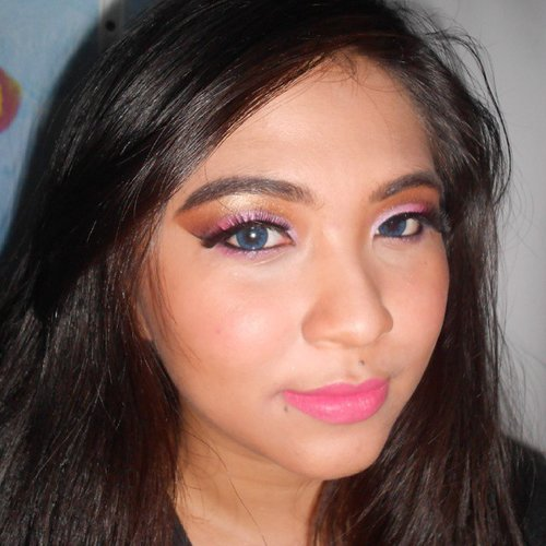 Beauty pink! Tutorial is up on www.bowbowdorable.blogspot.com, don't forget to check it out ♡♡♡ #makeup #pink #dolly #eyemakeup #tutorial #beautyblogger #anastasiabeverlyhills #makeupgeek #makeupcrazyhead #makeupfanatic1 #mayamiamakeup #theevanitydiary #themakeupstory #palafoxxiamakeup #labella2029 #clozetteid #vegas_nay #valerievixenart  #makeupglitz #dressyourface #auroramakeup #lvglamduo
