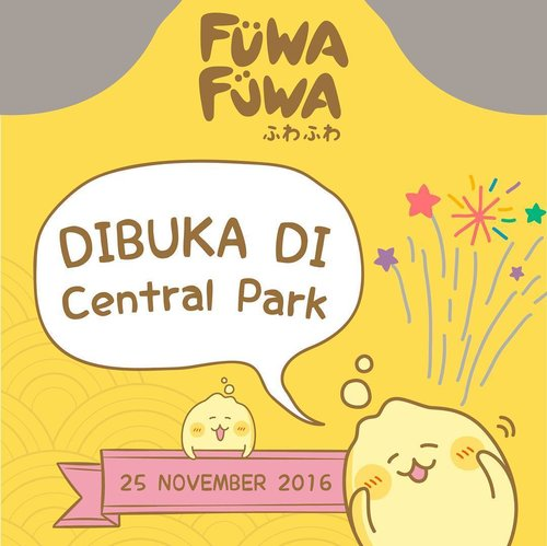 Yaaaayy!! Akhirnya Fuwa Fuwa World buka store baru nya di Central Park loh! You totally shouldn't miss this cake, seriously! Stay tuned juga ya buat grand openingnya karena bakalan ada promo menarik loh! 😍😍 . . @fuwafuwa_world #auzolalovestoeat #fuwafuwa #fuwafuwaworld #cake #fluffycake #fluffy #food #foodstagram #japan #yummy #lfl #l4l #likeforlike #clozetteid #bloggerceriaid #bloggerceria #blogger #japanesecheesecake #foodporn #foodie #beautyinfluencer #indonesianbeautyblogger #influencer #japancake #japanesecake #launching #comingsoon #cakestore #mouthwatering #cheesecake