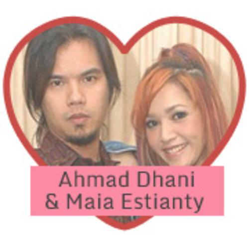 Ahmad Dhani & Maia Estianty
