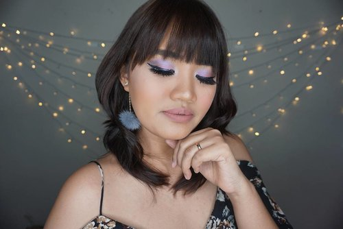 Tommorow i will upload this romantic look at my YT Channel! Make sure you subscribe to my channel for the update 😘😘 Product that i used : Eyebrow : @lagirlindonesia Shady Slim Medium Brown and Inspiring Brow Kit Dark Eyeshadow : @lagirlindonesia Inspiring Eyeshadow Palette Get Glam n Get Going Lashes : @fah_lashes CYCAS Eyeliner : @wardahbeauty gel liner Foundation : @lagirlindonesia pro coverage foundation Warm Beige Blush On : @essence_cosmetics Mozaik Blush Highlighter : @thebalmid manizer Sisters Lipcream : @zoyacosmetics Mocha Mousse Powder : @ultima_id translucent powder . . #atomcarbonblogger #kbbvmember #sociollablogger #FDBeauty #love #beautyblogger  #bblogger #bbloggerid #makeup #makeupaddict #makeupartist #makeupgeek #makeuptutorial #clozetteid #clozettedaily #eotd #makeupjunkie #makeuplover #makeuptutorial #ibv #indobeautyvlogger #lotd  #lipoftheday #lotd #fotd #faceoftheday #indonesianbeautyblogger