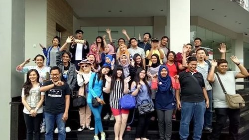 Last boomerang before back to Jakarta! Thank you @goodlifebca @atmprima @bblog_id for the amazing experience! So much fun till the last moment and got the chance to know a lot of new friends 💕 #bloggerlife #boomerang #clozetteid #bloggerproject #ClozetteAmbassador #beautybloggerindonesia #bloggerid #bcaprima #amazingexperience #amazingbcaprima #bcaprimaamazingexperience #wonderfullyn #lyne