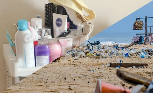 How To Use Beauty Products Without Destroying Environment? - Lia Harahap
