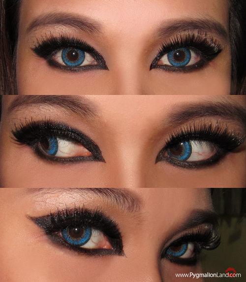 arabian eye make up