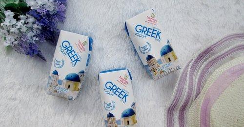 Bersama Heavenly Blush Greek Classic Untuk Gaya Hidup Sehat