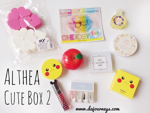 Look whats inside my cute box from @altheakorea falling in love with super cute pokemon mini cushion blusher 😍 read my unboxing at my blog ☺️ #AltheaIndonesia #AltheaID #PinkBox #BeautyBox #KoreanProduct #KoreanStuff #ClozetteID #instabeauty #indonesiablogger #indonesiabeautyblogger #bloggerBDG #bloggerlife #bloggerbandung #bloggerindonesia #beautyblog #beautyblogger #beautybloggers #beautybloggerbandung #beautybloggerindonesia #bblogger #bbloggers #bbloggerslife #TonyMoly #Pokemon #Pikachu #KoreanCosmetics