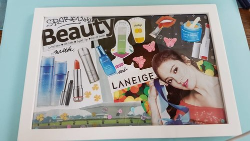 Taraaa hasil kreasi aku di  #cleobeautyclass #sparklingbeauty #cleoxlaneige . . . #ClozetteID #instabeauty #indonesiablogger #indonesiabeautyblogger #bloggerBDG #bloggerlife #bloggerbandung #bloggerindonesia #beautyblog #beautyblogger #beautybloggers #beautybloggerbandung #beautybloggerindonesia #bblogger #bbloggers #bbloggerslife #BloggerPerempuan #like4like #follow4follow #followforfollow #likeforlike #likeforfollow #TribePost #StarClozetter #ClozetteStar