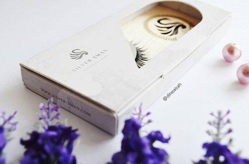 Review tentang bulu mata premium @silverswanlash sudah up tayang dipost blog terbaru kami ya * *  Click link on my bio @dineaisah * *  #Clozette #clozetteid #beauty #makeup #eyemakeup #eotd #silverswan #productlocal #indonesia #medium #long #eyelahses #premiumdesign #instamakeup #instabeauty #bbloggers #beuatybloggerid #DAsistersblog