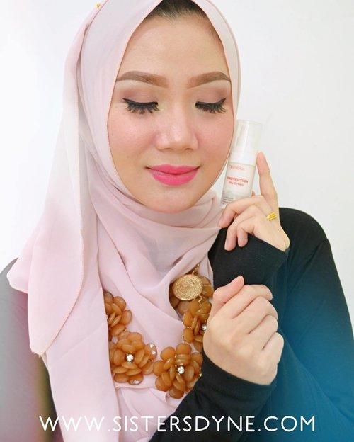 UV Protection favorite dari @elsheskin | Cepat meresap, ringan dan yang jelas nggak bikin kilang minyak di kulit 😍 . Baca review lengkap nya di link bio atau di www.sistersdyne.com . #Clozette #Clozetteid #Beauty #Skincare #Cosmetics #FacialWash #Toner #Daycream #Nightcream #normalskin #skintype #flawless #radiant #bloggerreview #bbloggers #beautybloggeid #instabeauty #instagood #instaskincare #dasistersblog #bloggers #bokeh #treatment #elsheskin