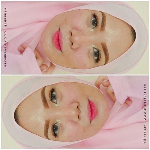 ✨ #FOTD• Eyebrow : Brow Wiz Anastasia Beverly Hills + Viva Pencil Eyebrow + Canmake Browcara• BB Cream : @mslie86 Skin 79 Hot Pink• Blush On : The Body Shop All in One Cheeck• Lips : Lip Tint Lip Tone Tony Moly• Softlens : EOS Pastel in Grey• Lashes : Eyelash extension @brownistbrownist#clozette #clozetteid #beauty #makeup #eyemakeup #eyelashextension #missliecollection #misslie #naturallashes #korean #sambungbulumata #sambungbulumatakorea #indonesia #beautifulleyes #naturalhair #hotd #bbloggers #beautybloggerid #instamakeup #instabeauty #dasisterblog #eyemakeup #eotd #naturalmakeup #motd #fotdibb #hijabstyle #hijabi #hijabers