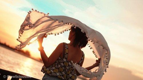 #SunsetTime  Watch more sunset than Youtube, Kdrama, #Netflix...💃🌿❤
