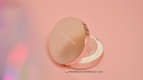 Ririeprams : Beauty Blogger Indonesia: Review Wardah Instaperfect BB Cushion 14 Creme