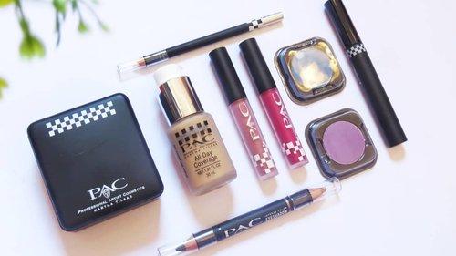 Banyak banget mainan baru dari @beautiesquad x @pac_mt 💖.Sebelumnya, aku udah pakai produk ini di makeup collabku bareng BS juga. Kali ini aku review setiap produknya di blog! Jangan lupa cek www.aidacht.com, gengs 💁🏻...#aidacht #clozetteid #Beautiesquad #BeautiesquadReview #PACxBeautiesquad #Weightless #xPACtation