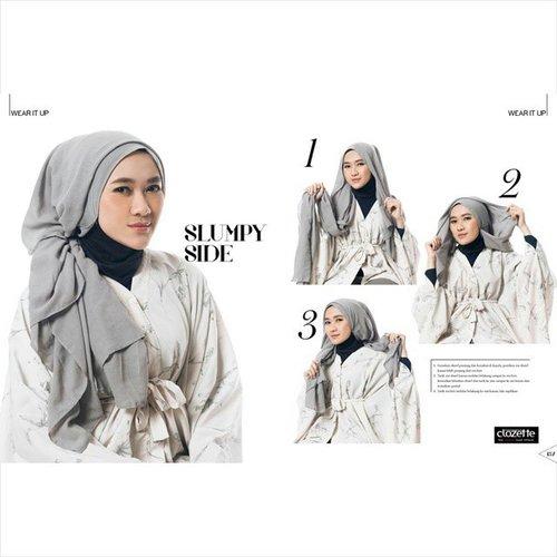 Yuk ikutan HOTD Photo Contest #2 di @clozetteidRaih kesempatan buat jadi Clozette Ambassador & tampil di Scarf Magazine ❤ Segera upload HOTD kamu di http://bit.ly/19qSUOq atau klik langsung link pada bio Instagram @clozetteid #ClozetteID #HOTDseries2 #PhotoContest #Hijabers #Hijaberoftheday #Hijab #Instadaily #FashionEditorial