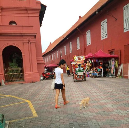 Weekend ini kemana...? Sopiah jalan-jalan dulu yah sama kangmas mpus... miaw . . . Selamat pagi!! Have a great weekend! #clozetteid #lifestyle #wheninmalacca #weekend #sofiadewitraveldiary #travelwriterstory #travelphotography  #keepexploring #letsgoeverywhere #welivetoexplore #wanderlust #adventuretime #beautifuldestinations #Mytelegraph #bbctravel #forbestravelguide #worldtravelpics #huffpostgram #instaphoto #instatravel #wonderfulplaces